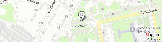 Пожсервис на карте Липецка