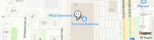 Kassir.ru на карте Ростова-на-Дону
