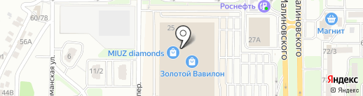 BOHO chic на карте Ростова-на-Дону