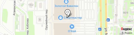 Ароматы в авто на карте Ростова-на-Дону