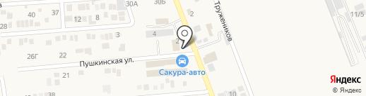 МеталлПлюс на карте Ленинавана