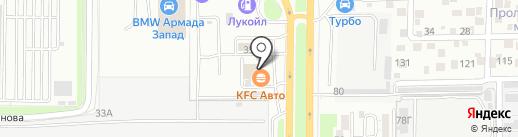 Sелико на карте Ростова-на-Дону