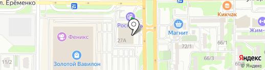 Hoff на карте Ростова-на-Дону