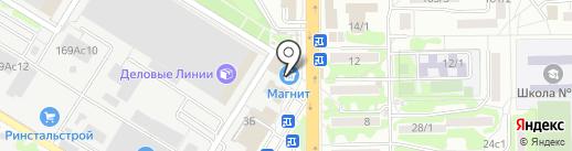 AG Group на карте Ростова-на-Дону