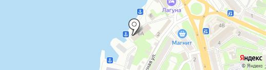 Федерация гребного слалома, рафтинга и спортивного туризма на карте Липецка