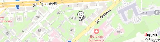 Новая оптика на карте Липецка