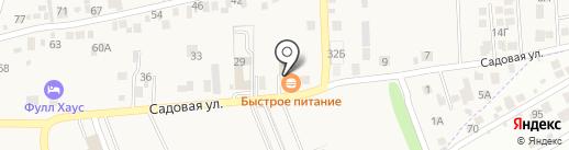 Баварская пивоварня на карте Ленинавана