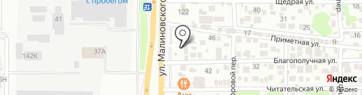Окна Свет на карте Ростова-на-Дону