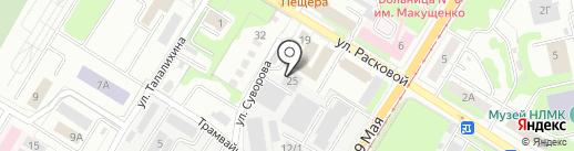 Chip48.com на карте Липецка