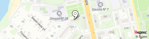 АвтоРемКом на карте Липецка
