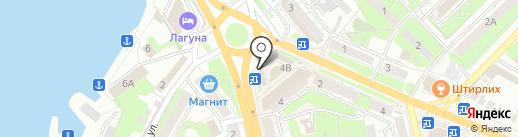 Комиссионный магазин на карте Липецка