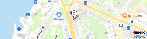 Цифр@маркет на карте Липецка