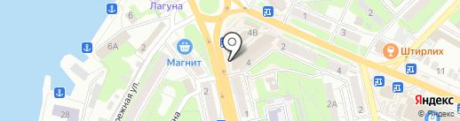 Мiлолiка на карте Липецка