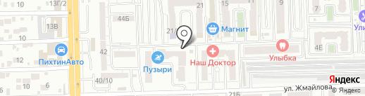 Лавка рукоделия на карте Ростова-на-Дону