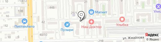Живой Дисконт на карте Ростова-на-Дону