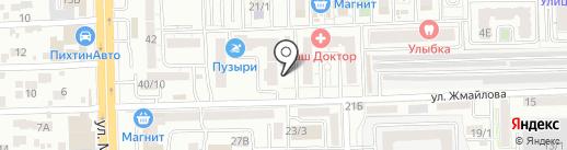 Семейная аптека на карте Ростова-на-Дону