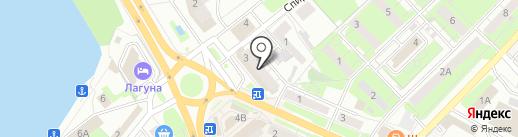 Банкомат, Альфа-Банк на карте Липецка