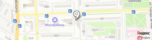 Ваши Деньги на карте Ростова-на-Дону