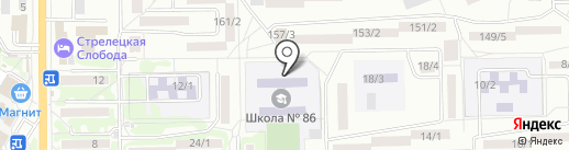 Grandmaster на карте Ростова-на-Дону
