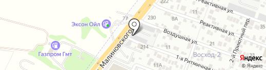 ДонСтройРемонт на карте Ростова-на-Дону