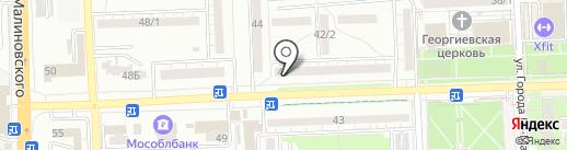 ФотоКопиЦентр на карте Ростова-на-Дону