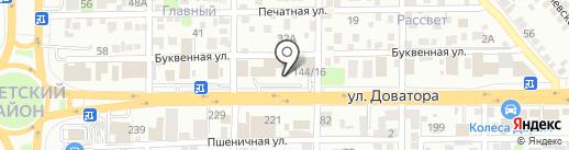 vash-pol161.ru на карте Ростова-на-Дону