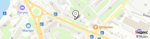 Мастермебель на карте Липецка