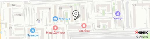 Kasok на карте Ростова-на-Дону