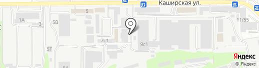 СИЛ-ТЕК на карте Ростова-на-Дону