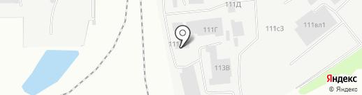 Утиль-Транс Л на карте Липецка