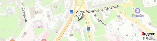 Хорошее заведение на карте Липецка