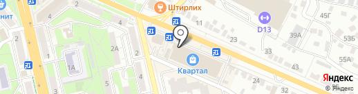 Fix box на карте Липецка
