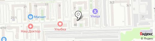 Азбука вкуса на карте Ростова-на-Дону