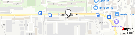 ПармаПроектСервис на карте Ростова-на-Дону
