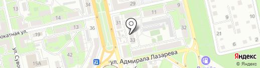 Липецкий центр научно-технической информации на карте Липецка