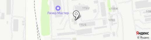 Столовая на карте Липецка