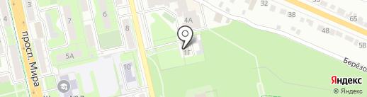 Росприроднадзор на карте Липецка