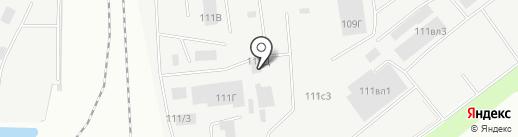 Дизельсервис на карте Липецка