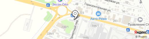 КСМ-ПАРТНЕР на карте Ростова-на-Дону