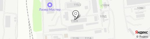Форс-Агро на карте Липецка