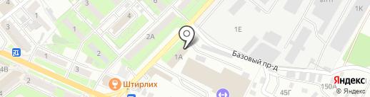 АгросЭко Л на карте Липецка