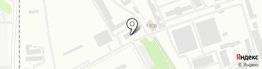 Исправительная колония №6 на карте Липецка