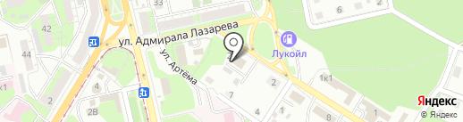 Единый город на карте Липецка