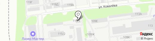 Жилстройсервис на карте Липецка