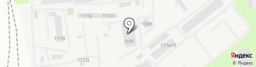 Русский стиль БЕТОН на карте Липецка