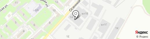 Замки на карте Липецка