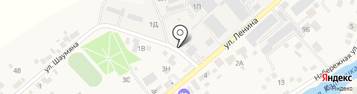 Магазин строительных материалов на карте Ленинавана
