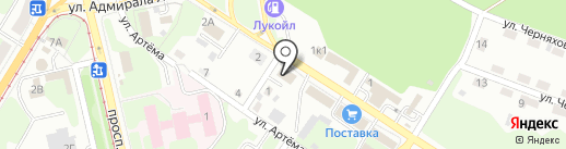 Управление системами безопасности на карте Липецка