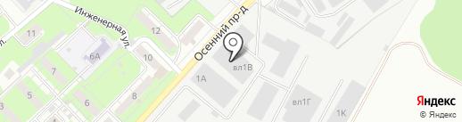 Мебельные технологии на карте Липецка