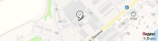 Ростовский Рукав Высокого Давления на карте Ленинавана